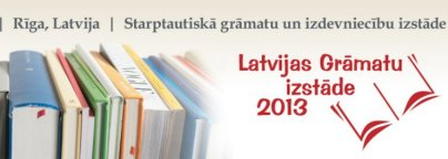 2013 Latvian Book Fair
