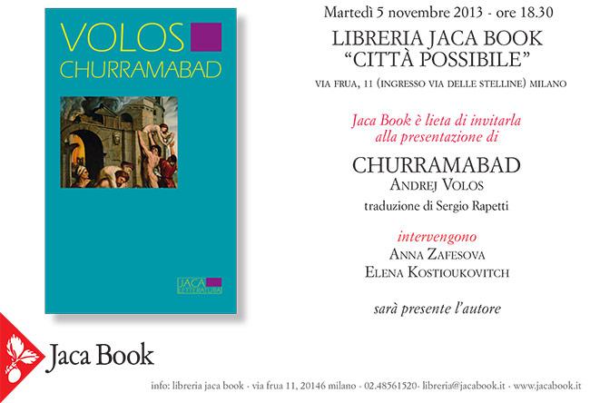 Andrei Volos's Churrambad Italian Edition