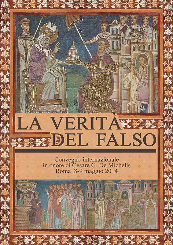 La verità del Falso, Rome - International Conference, May 8-9