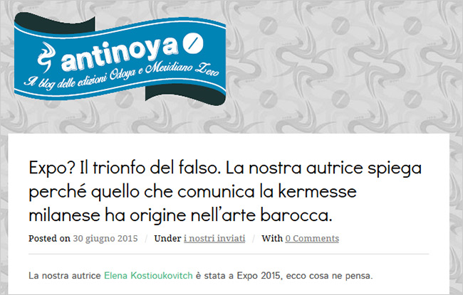 antinoya