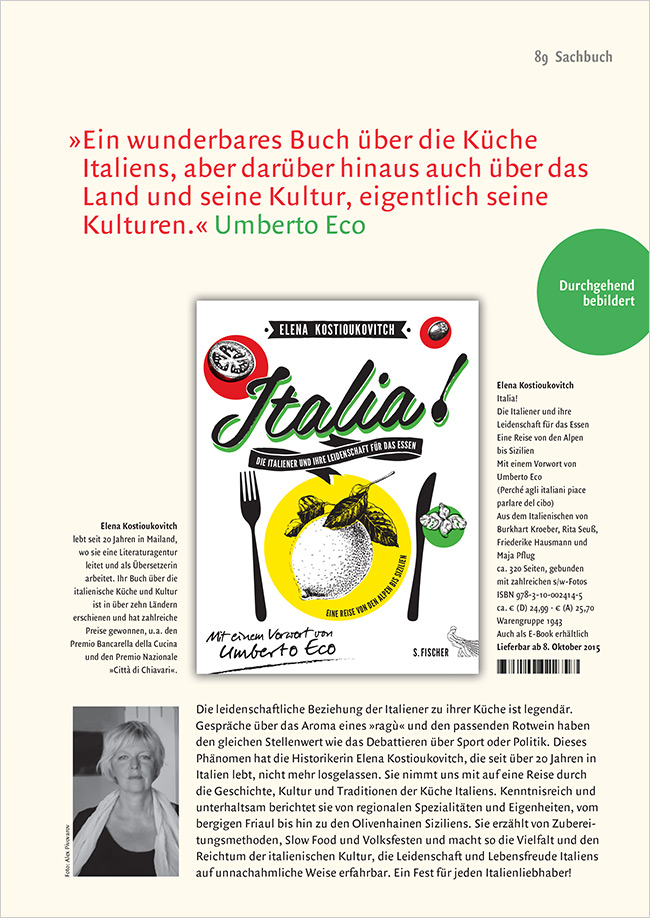 German edition of Elena's book