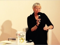 Presentation  at the Gourmet Salon on Gourmet Gallery of Frankfurter Buchmesse Halle
